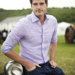 Dan Snow at the Isle of Wight Literary Festival 2018