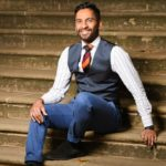 Bobby Seagull at the Isle of Wight Literary Festival 2019