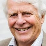 Robin Hanbury-Tenison at the Isle of Wight Literary festival 2018